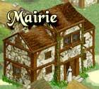Mairie d'Avranches et Bureau du Maire